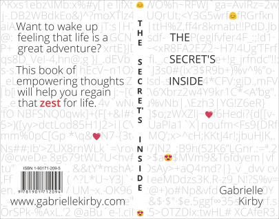 The Secret's Inside by Gabrielle Kirby